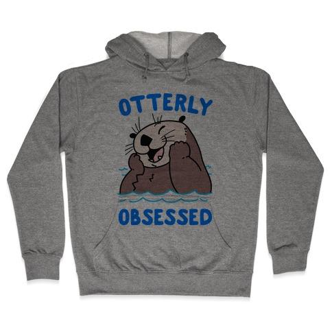 Otterly Obsessed Hooded Sweatshirt