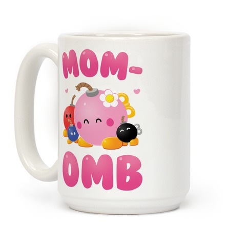 Mom-omb Coffee Mug