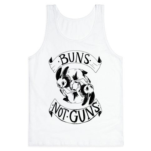 Buns Not Guns Tank Top