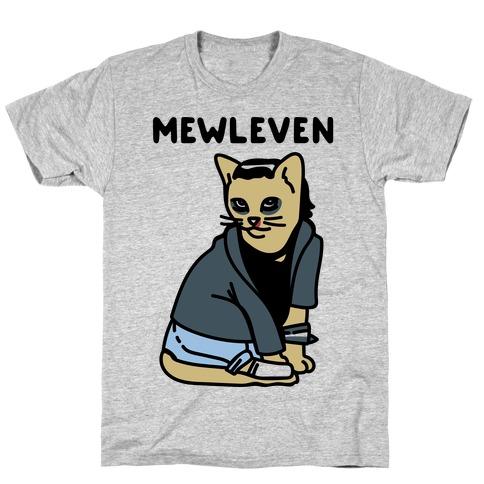 Mewleven Parody T-Shirt
