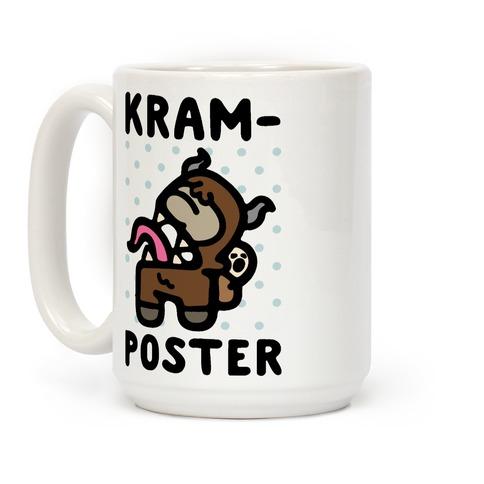 Kram-Poster Parody Coffee Mug