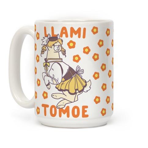 Llami Tomoe Coffee Mug
