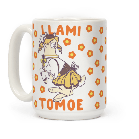 Llami Tomoe Coffee Mug