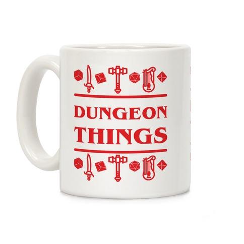 Dungeon Things Coffee Mug