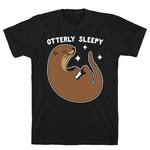 Otterly Sleepy T-Shirt