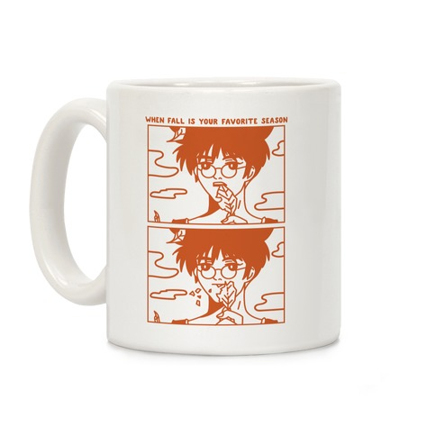 When Fall Is Your Favorite Season Coffee Mug
