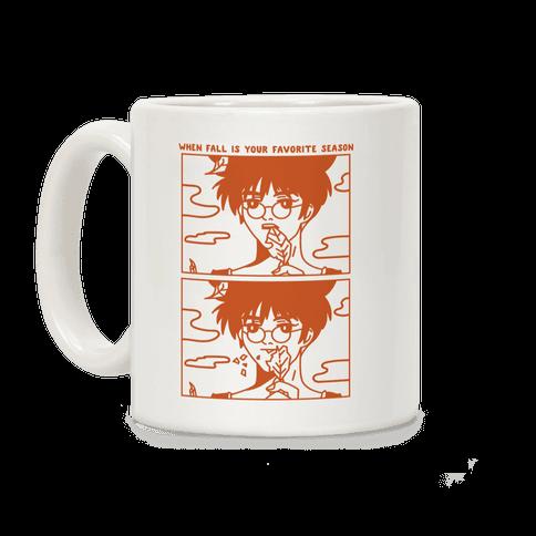 When Fall Is Your Favorite Season Coffee Mug