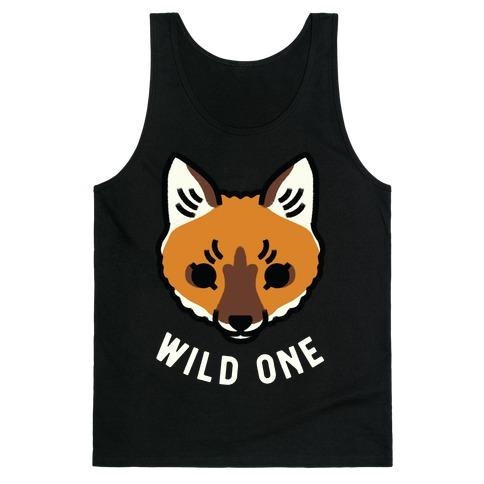 Wild One Fox Tank Top