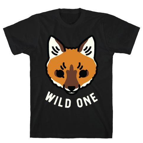 Wild One Fox T-Shirt