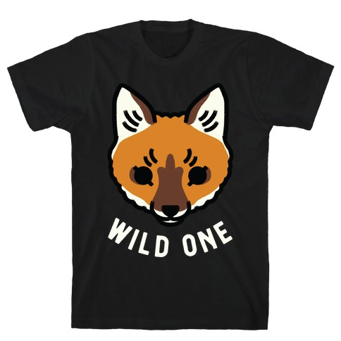 Wild One Fox T-Shirt