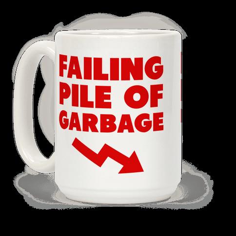 Failing Pile of Garbage