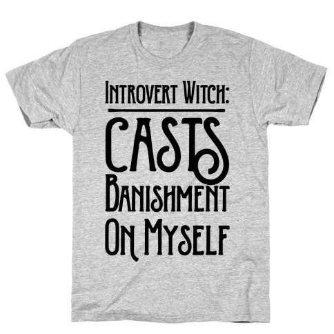 Introvert Witch T-Shirt