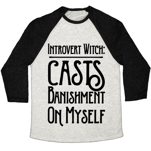 Introvert Witch
