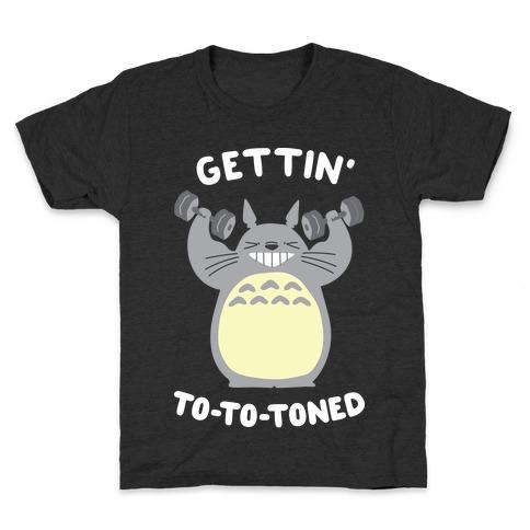 Gettin' Tototoned Kids T-Shirt