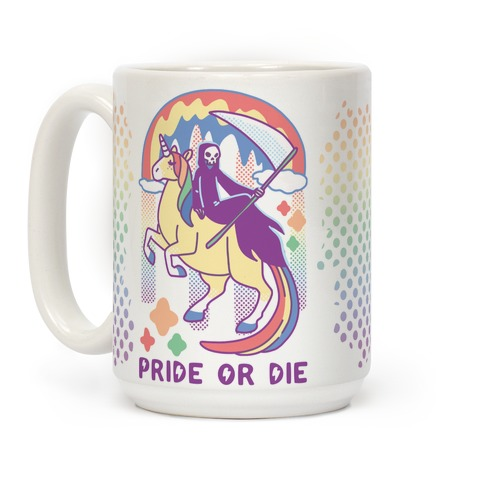Pride or Die Coffee Mug