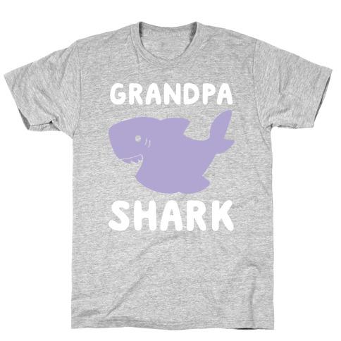 Grandpa Shark (1 of 5 set) T-Shirt