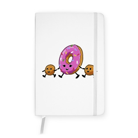 Donut Mom Notebook