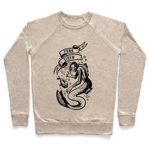 Punk Siren Pullover