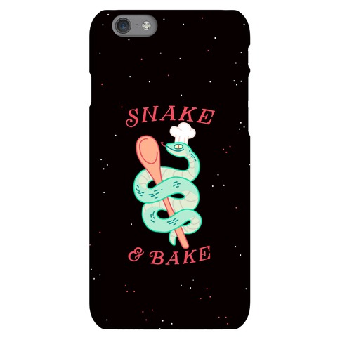 Snake and Bake Phone Case