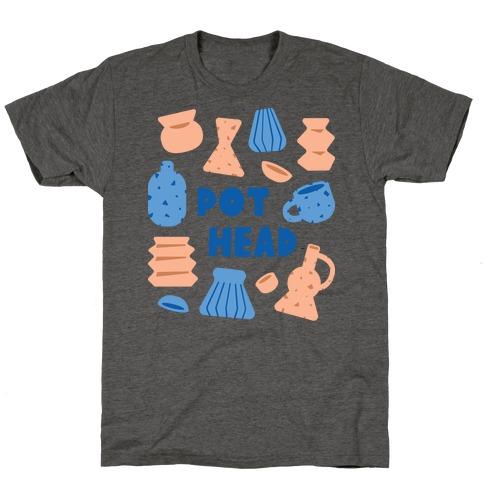 Pot Head Ceramics T-Shirt
