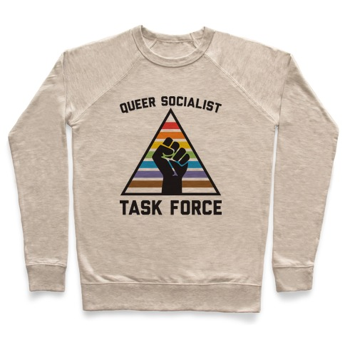 Queer Socialist Task Force Pullover