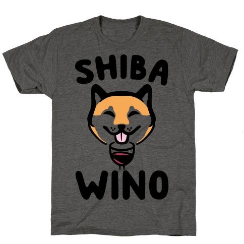 Shiba Wino T-Shirt