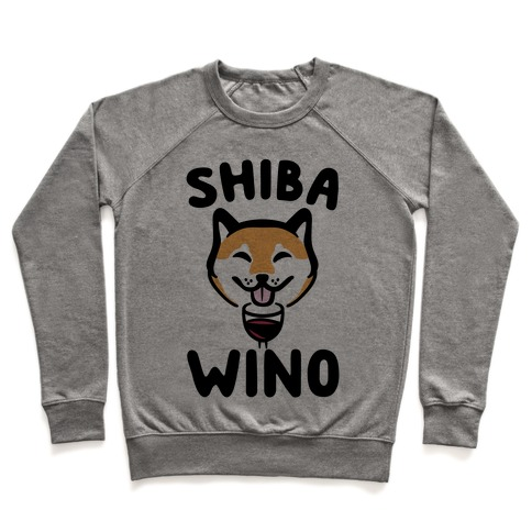 Shiba Wino  Pullover