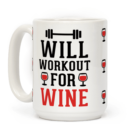 Will Workout For Wine