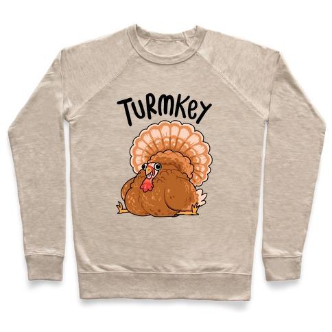 Turmkey Derpy Turkey Pullover