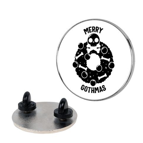 Merry Gothmas Pin