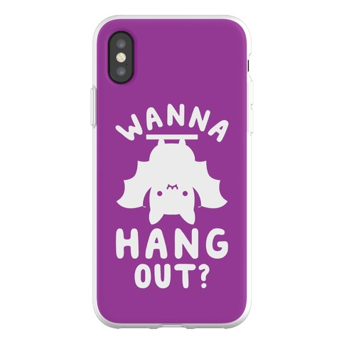 Wanna Hang Out Phone Flexi-Case