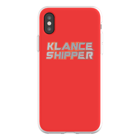 Klance Shipper Parody Phone Flexi-Case