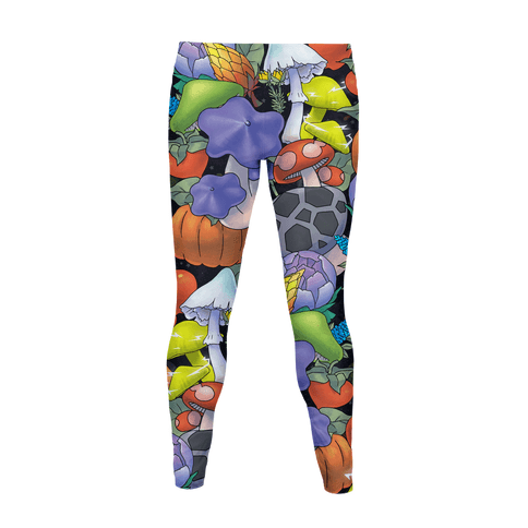 Hylian Shrooms and Veggies Women's Legging