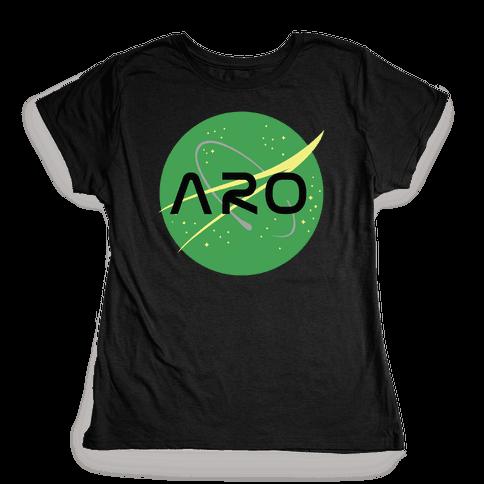 Aro Nasa Womens T-Shirt