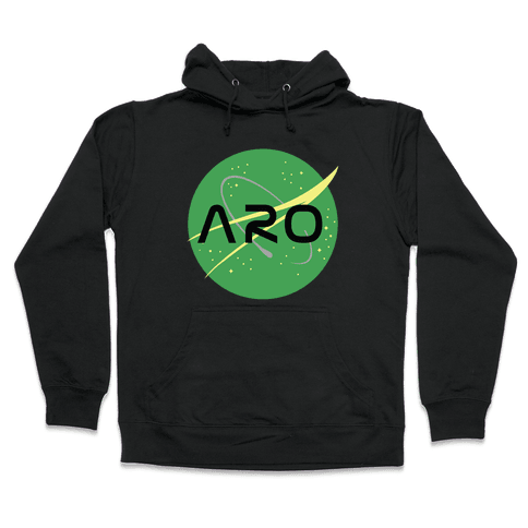 Aro Nasa Hooded Sweatshirt