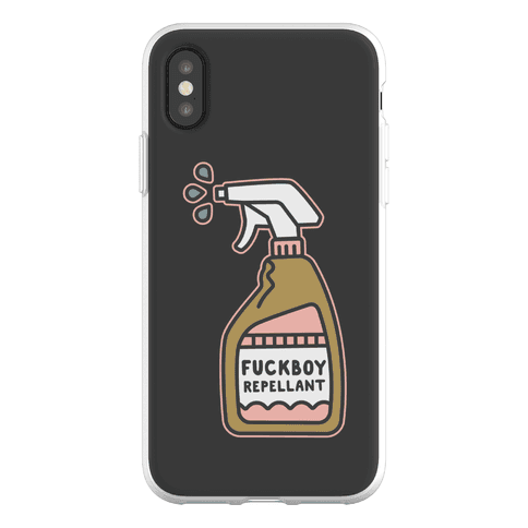 F***boy Repellent Phone Flexi-Case