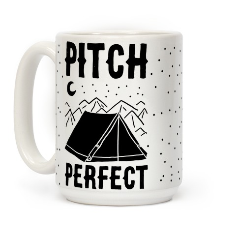 Pitch Perfect Coffee Mug