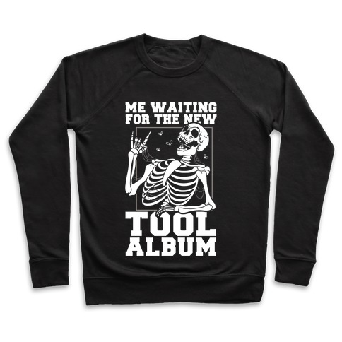Me Waiting On The New Tool Album Pullover