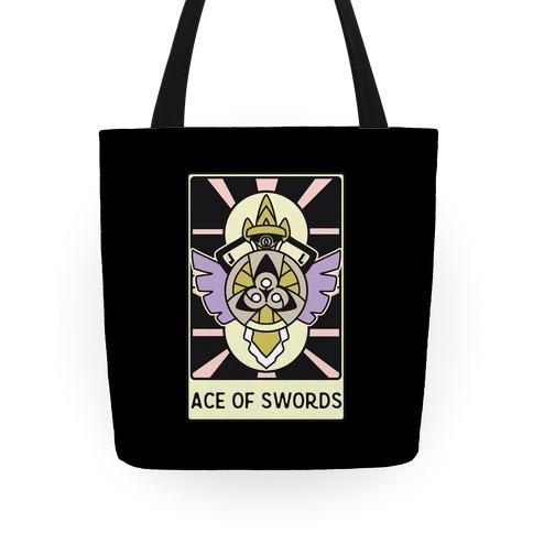 Ace of Swords - Aegislash Tote