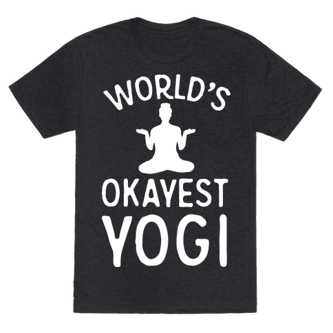 World's Okayest Yogi