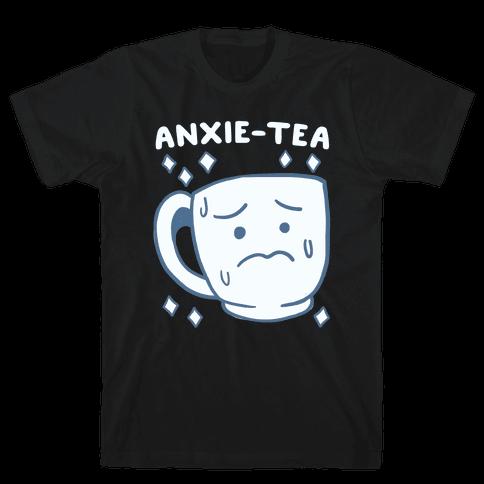 Anxietea Mens T-Shirt