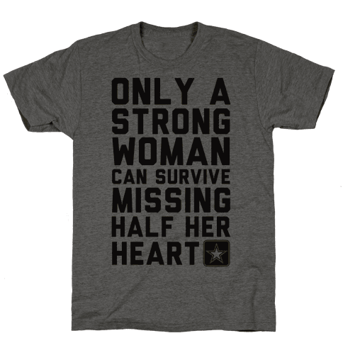 Only A Strong Woman Army