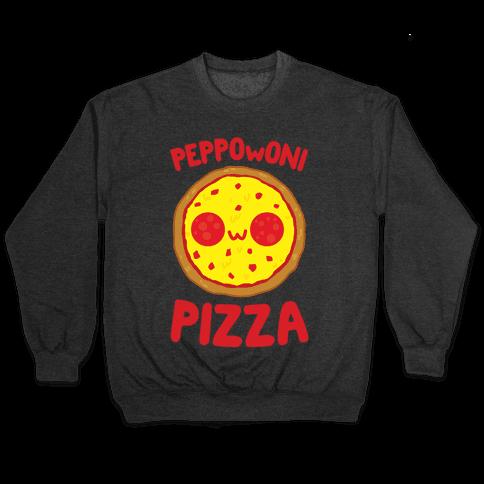 PeppOwOni Pizza Pullover