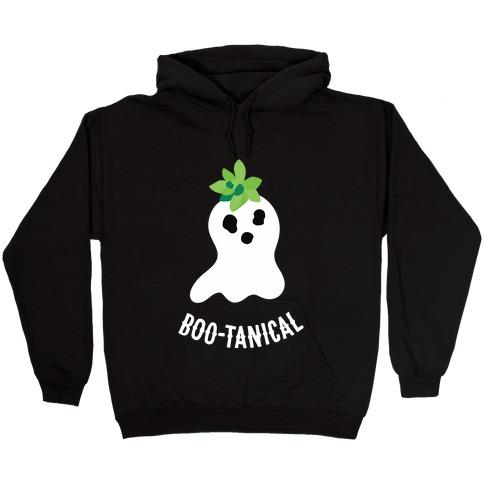 Boo-Tanical Hooded Sweatshirt