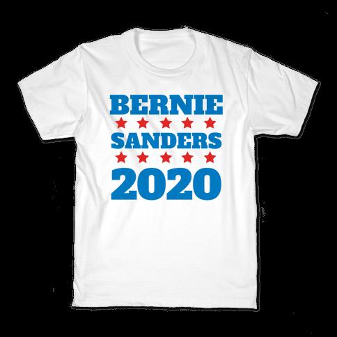 Bernie Sanders 2020 Kids T-Shirt