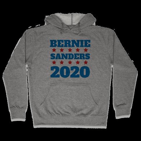 Bernie Sanders 2020 Hooded Sweatshirt
