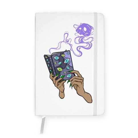 Spellbound Notebook