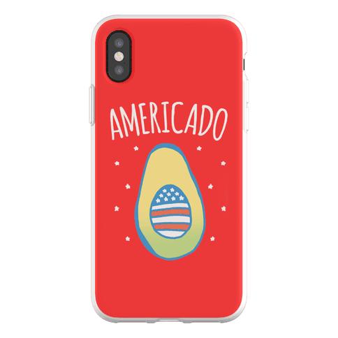 Americado Parody Phone Flexi-Case