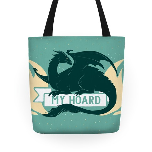 My Hoard - Dragon Tote