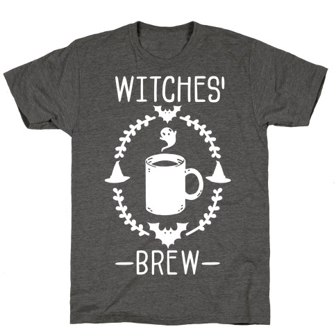 Witches' Brew Coffee T-Shirt